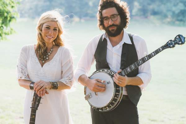 Artists-in-Residence: Nefesh Mountain and The Mama Doni Band
