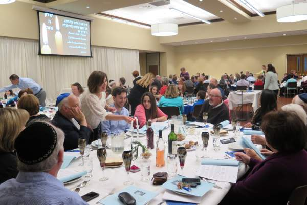 Passover Second Night Seder