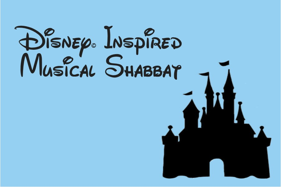 Disney Inspired Musical Shabbat Service