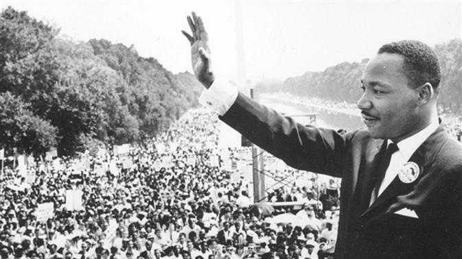 Martin Luther King Jr. Shabbat Service