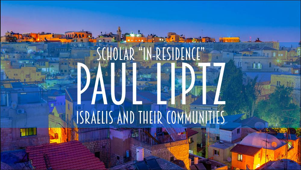 """Beta Israel"": Jews from Ethiopia with Paul Liptz"